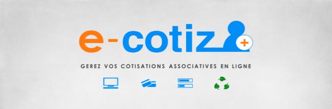 e-cotiz - Gestion de cotisations associatives