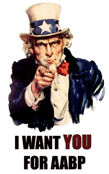 I want You for AABP