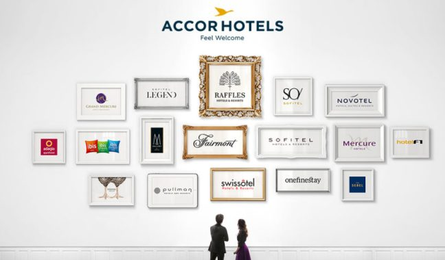 Marques du groupe AccorHotels