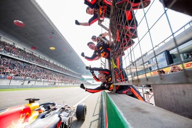 Grand Prix de Chine 2018