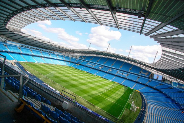 Etihad Stadium - Manchester City FC